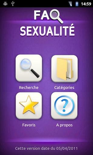 FAQ Sexualité