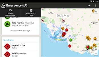 Screenshot of Emergency AUS