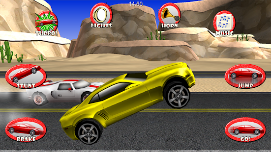 Car Race & Chase! Racing Kids - screenshot