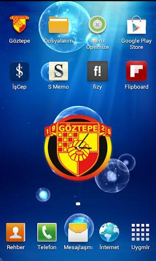 【免費運動App】Göztepe Saat Widget-APP點子