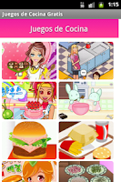 Screenshot of Juegos de Cocina GRATIS