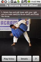 Screenshot of Judo Throws Vol. 1