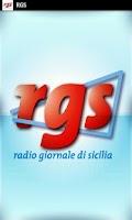 Screenshot of RGS