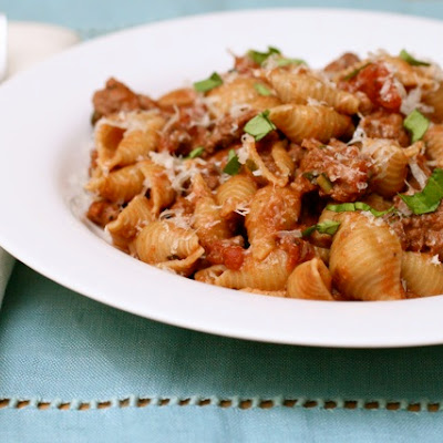 Weeknight Bolognese
