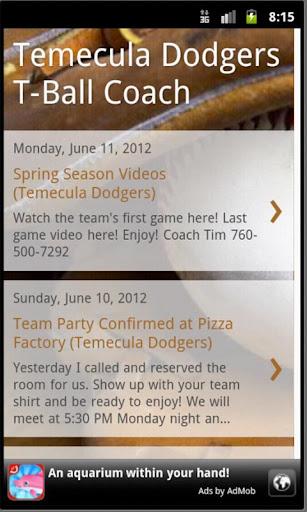Coach Temecula Blog