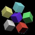 Cube Rain Free icon