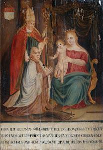 RIJKS: copy after anoniem: painting 1424