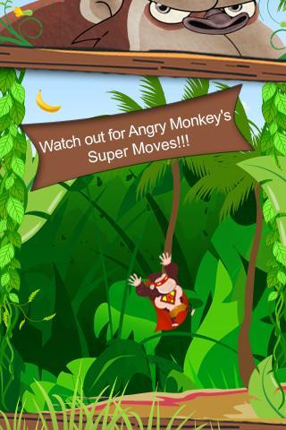 怒った猿|玩街機App免費|玩APPs