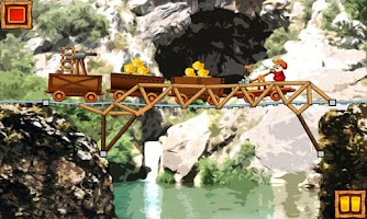 Screenshot of Gold Rush!
