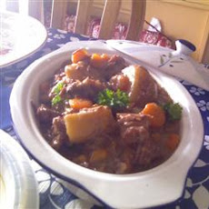 Slow Cooker Beef Stew IV