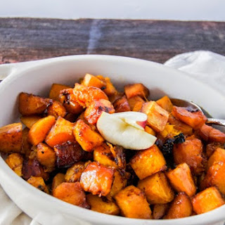 Sweet Caramelized Butternut Squash