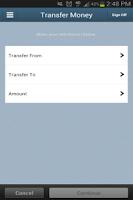 Screenshot of WSB Mobile