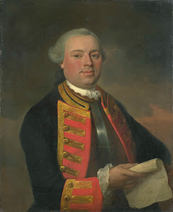 RIJKS: August Christian Hauck: painting 1770