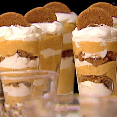 Pumpkin Mousse Parfaits