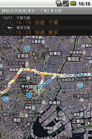 鉄道マップ 関東 JR 1