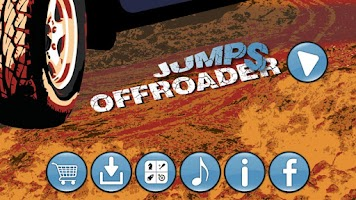 Screenshot of Offroader Jumps