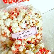 Trio of Candied Popcorn