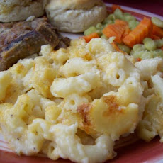 Grandma's Macaroni and Cheese