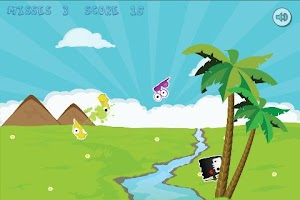 Screenshot of miniMonsters Attack free