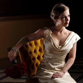by Rhonda McKinley - Wedding Bride