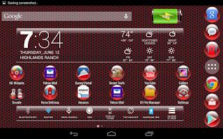 Screenshot of LC Red Sphere Apex/Go/Nova