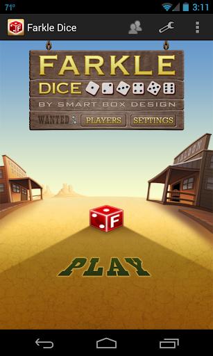 Farkle Dice DLX - screenshot