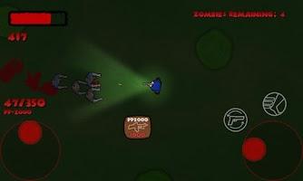 Screenshot of Zombie Invasion