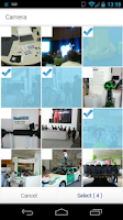 Screenshot of ZeroPC Cloud Navigator