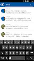 Screenshot of iTheorie Mofa Premium Schweiz