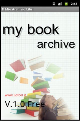 Archivio Libri Free