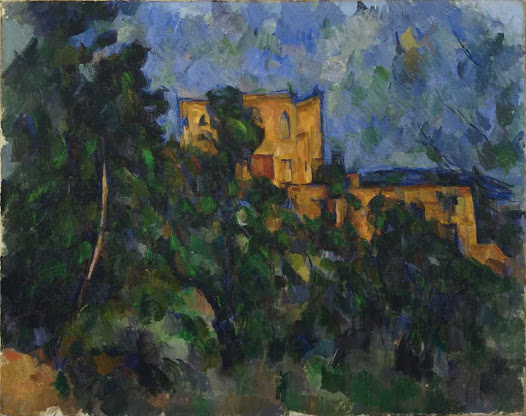Cézanne Paul, Castello nero