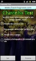 Screenshot of Chavinho Test - Teste Chaves