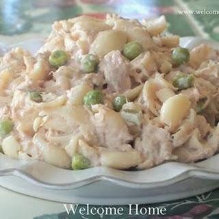 simple tuna pasta salad easy salad recipes salt albacore mayonnaise ...