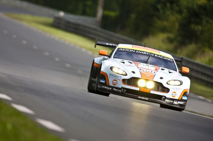 Aston Martin Racing Le Mans