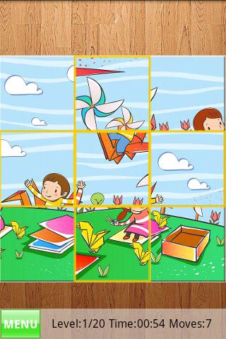 玩解謎App|兒童交換拼圖#2免費|APP試玩