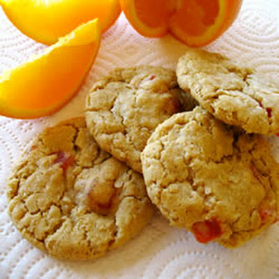 Orange Slice Cookies I