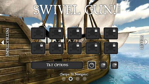 Swivel Gun! Deluxe - screenshot