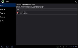 Screenshot of Upd8r