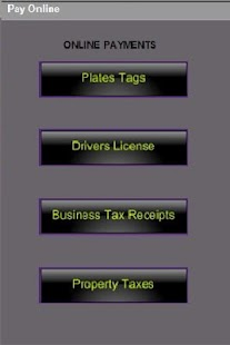 Okaloosa Tax App - screenshot