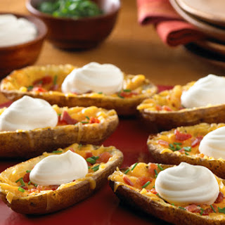 Potato Skins Recipes