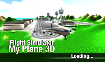 Screenshot of Flight Simulator: My Plane 3D