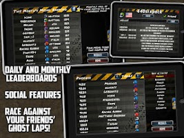 Screenshot of Muscle car: multiplayer racing