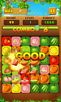 Screenshot of Fruits Blast 2