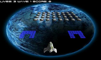 Screenshot of 3D Invaders Beta - 3D Game