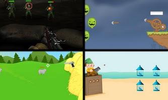 Screenshot of Juegos de Tiros