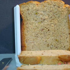 Chile Bread (Bread Machine)