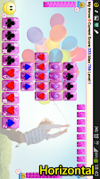 Screenshot of Poker Solitaire Sevens