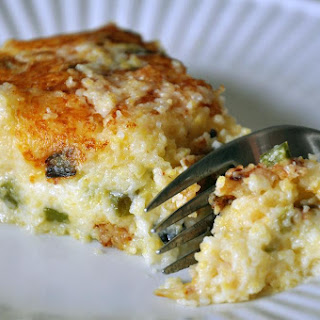 Cheese Grits Cake Recipes