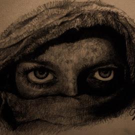 by Asantha Aeroshana - Drawing All Drawing