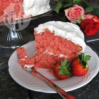 Strawberry Cake Without Jello Recipes